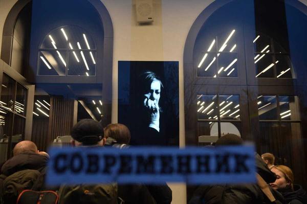 С Галиной Волчек прощаются в Москве