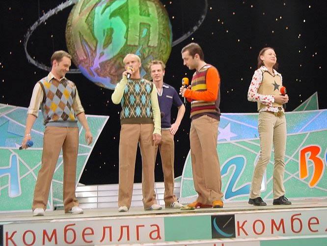 Дмитрий прославился благодаря КВН