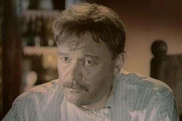 Николай Лебедев в картине «Вечный зов»