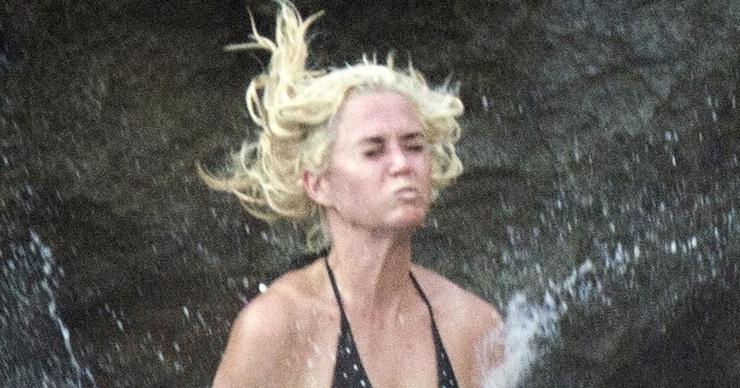 Прыжки со скал и отдых на роскошной яхте: отпуск Кэти Перри и Орландо Блума