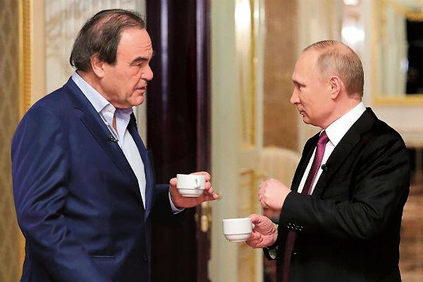 Сколько за эти встречи было выпито кофе, история умалчивает