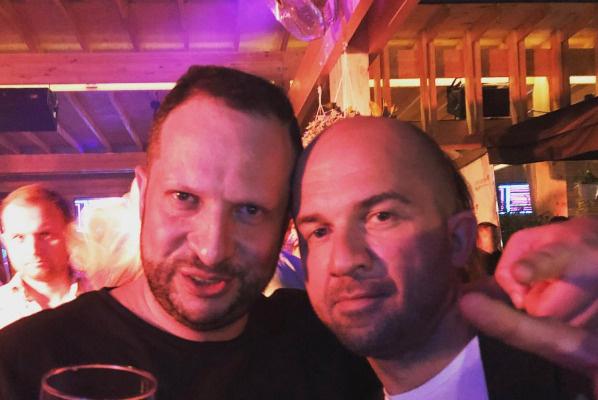 Александр Бенхин дружил с Пашей