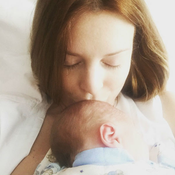 Кети Топурия и Наталья Подольская уже обменялись фотографиями своих малышей
