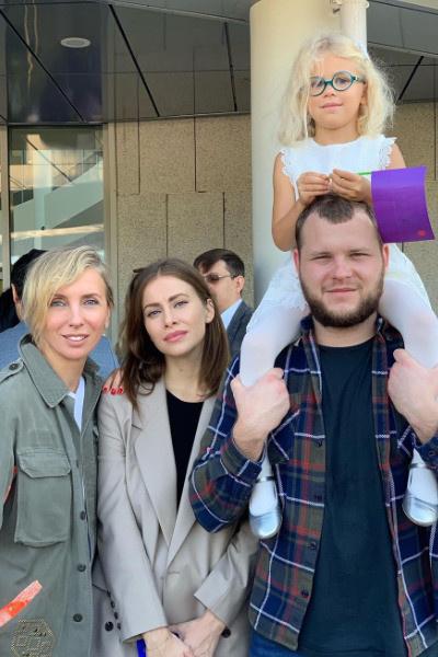 Тата Бондарчук тайно вышла замуж