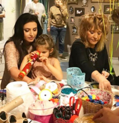 На день рождения дочери Кристины Орбакайте собрались звездные гости