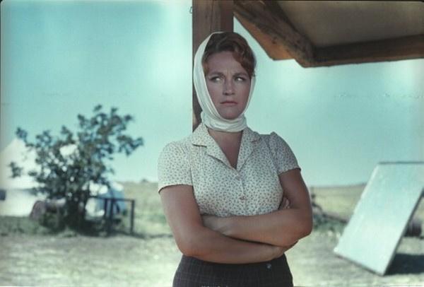 Хитяева была признанной советской красавицей