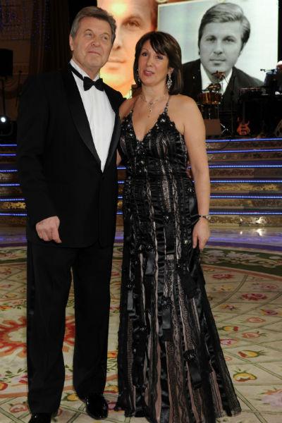 Лещенко и его супруга счастливы вместе уже 40 лет