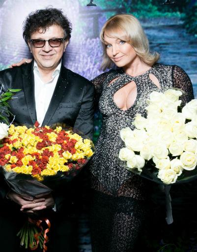 Рома Жуков и Анастасия Волочкова