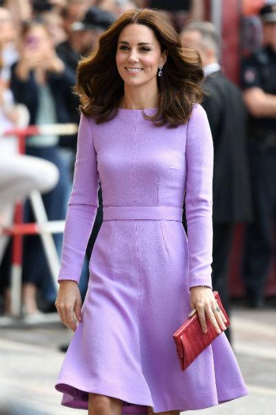 Кейт отдает предпочтение одежде демократичных марок
