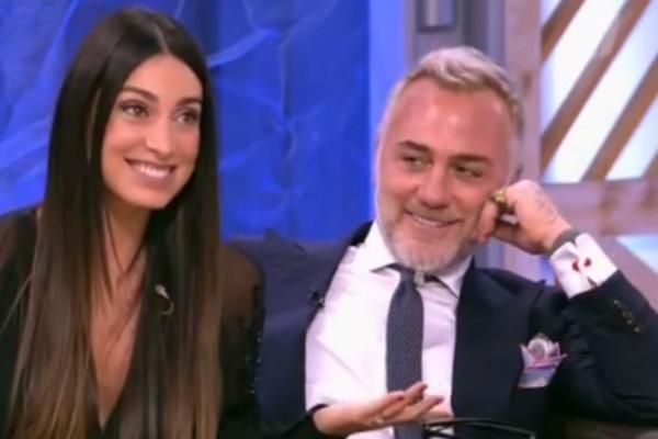 Джорджия Габриэле и Джанлука Вакки