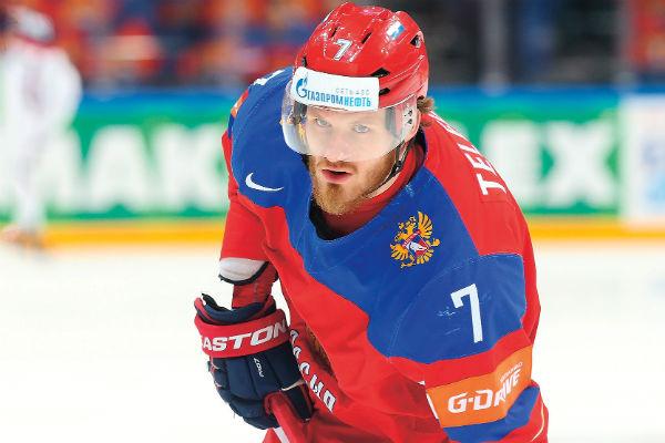 Иван играет за сборную с февраля прошлого года