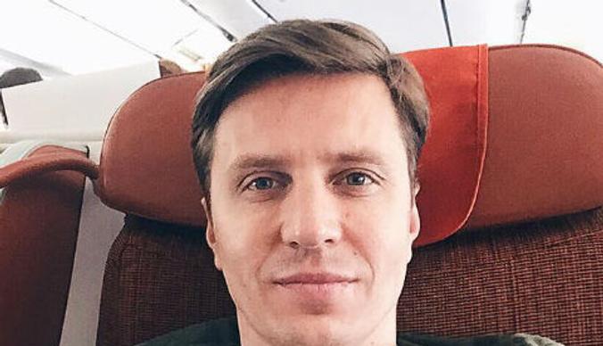 Ведущий Александр Белов стал отцом