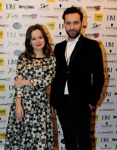 Наталия Медведева и Демис Меликидис