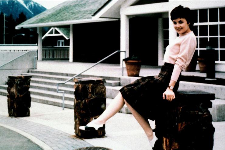 Шерилин Фенн сыграла школьницу, влюбленную в Купера