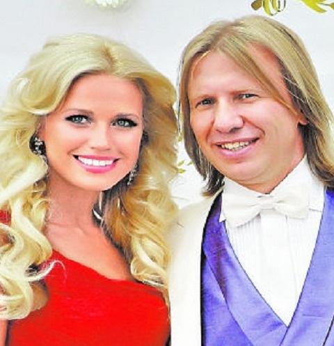 Златаслава и Виктор Дробыш