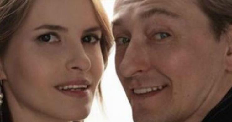 Сергей Безруков о втором браке: «Я начал все с чистого листа»