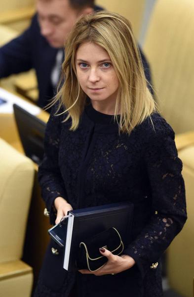 Наталья Поклонская обратилась в полицию из-за преследования
