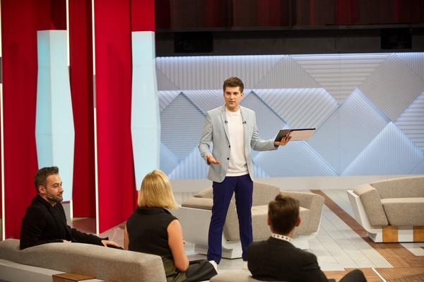 Первый выпуск «Пусть говорят» с Дмитрием Борисовым вышел в эфир 14 августа