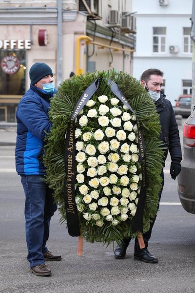 Похороны Антоновой пройдут 4 декабря