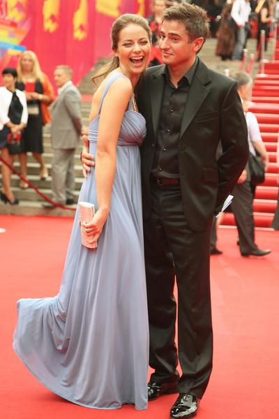 Брак актрисы с Иваном Стебуновым продлился менее двух лет