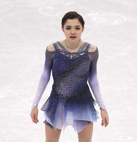 Евгения Мелведева