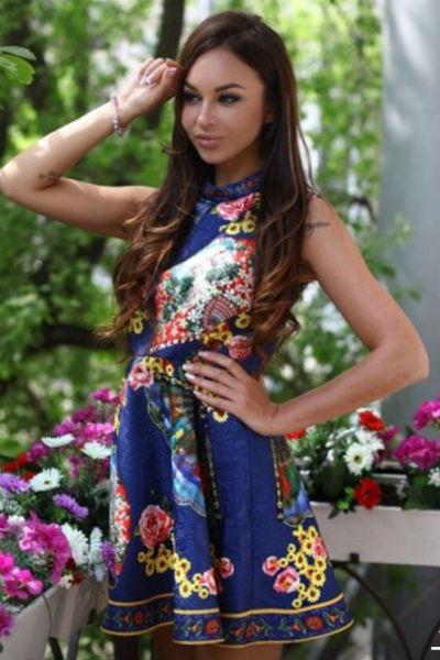 Платье от Анастасии Лисовой