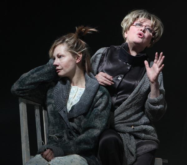 Марина Неелова до сих пор играет в театре