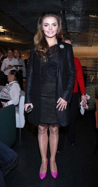 Алина Кабаева редко появляется на публике