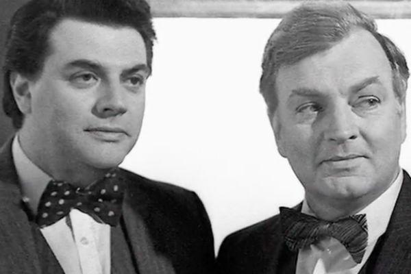Ширвиндт и Державил дружили с самого детства, 72 года