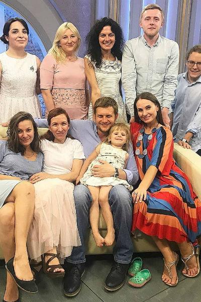В трудных жизненных ситуациях Корчевникова всегда поддерживают друзья и коллеги