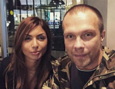 Dj Грув женился через полгода после развода