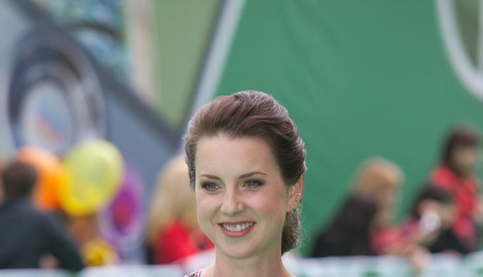 Ирина Слуцкая впервые показала нового мужа