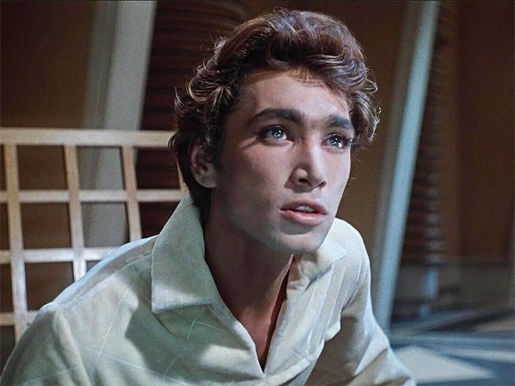Самой известной ролью Владимира Коренева стал Ихтиандр из «Человека-амфибии»