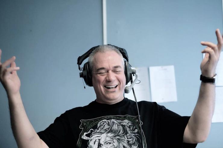 Последние годы Доренко работал на радио «Говорит Москва»