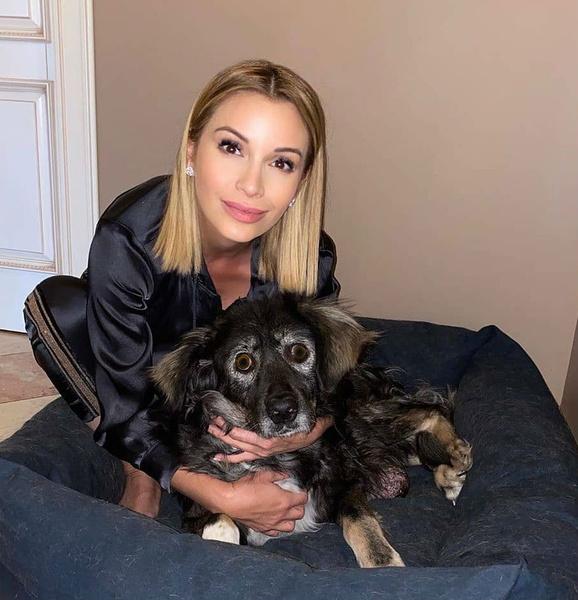 Ольга Орлова с Шеной