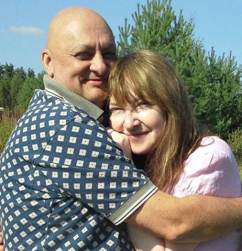 Михаил Церишенко и Катя Семенова