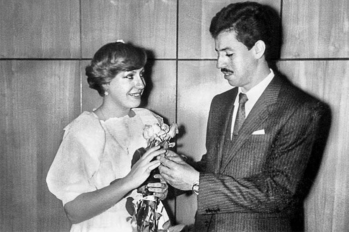 Евгений Тройнин не смог надолго удержать актрису