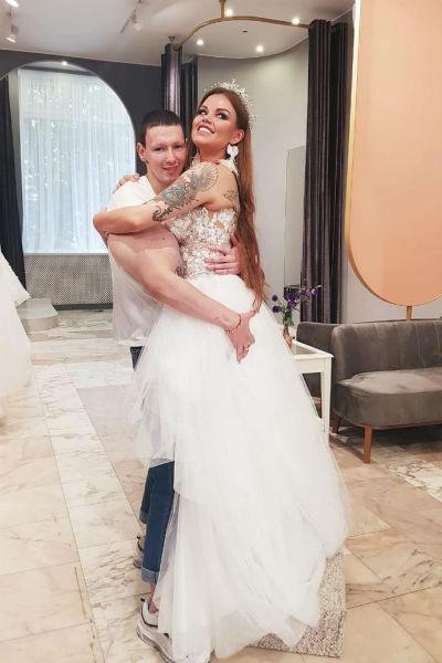 Когда-то Кирилл и Олеся хотели пожениться