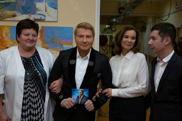 Николай Басков презентует новый альбом