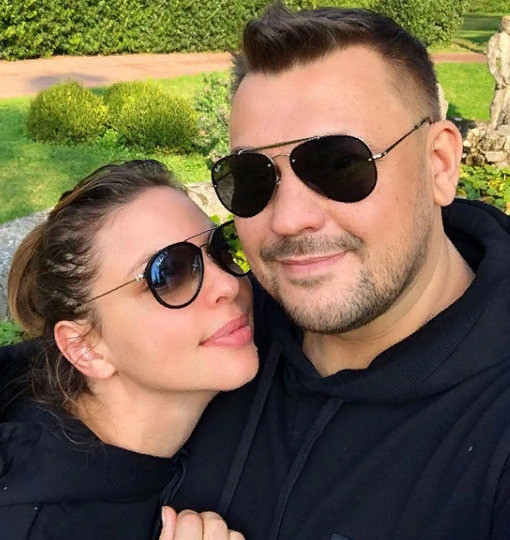Сергей и Регина пока находятся в Италии