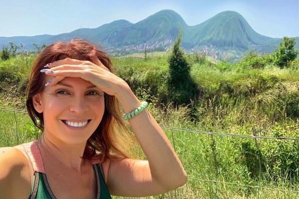 Сейчас Наталья Штурм отдыхает в Болгарии