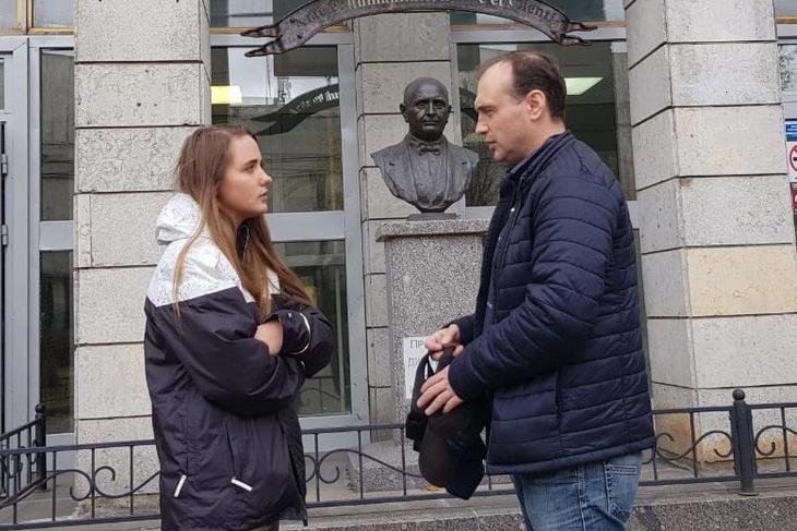 Наталья Краско поддержала артиста в трудную минуту