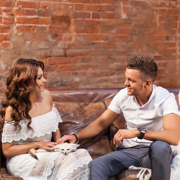 Пара регулярно доказывает общественности, что они счастливы вместе