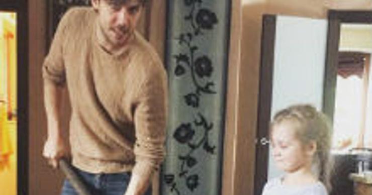 Дочь Татьяны Арнтгольц боится отца