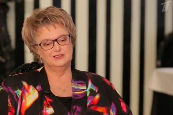 Оксана Гайдай, дочь режиссера