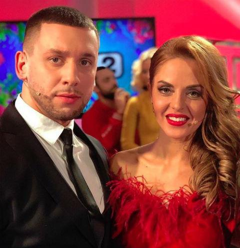 Юлия Ефременкова и Сергей Кучеров