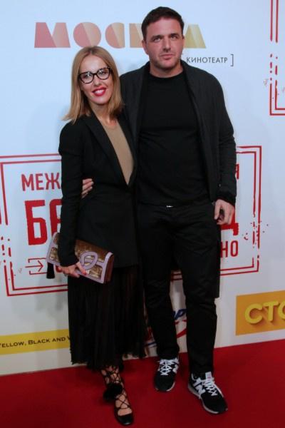 Ксения Собчак и Максим Виторган сохранили дружбу после развода