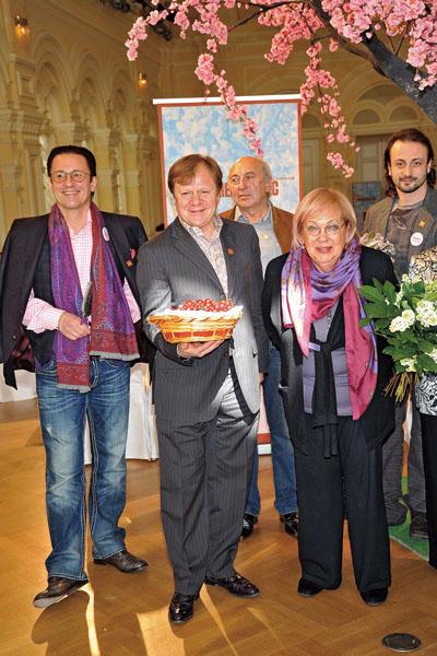 Еще семь лет назад Галина Борисовна была частой гостьей светских мероприятий