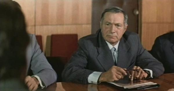 Актер чаще всего играл партийных чиновников или военных