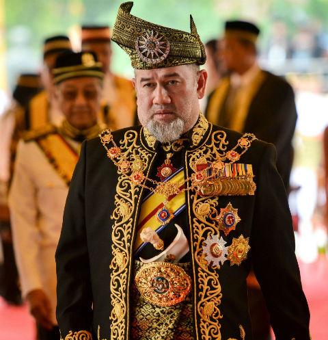 Мухаммад V Фарис
